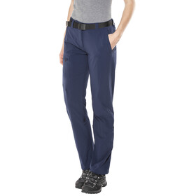 Maier Sports Lulaka Roll Up Pants Women Regular dark blue